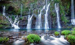 A Waterfall in Reunion