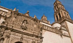 Chichuahua Cathedral, Mexico