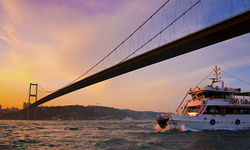 Bosphorus Boat Down the River