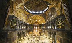 Hagia Sofia's Interior in Istanbul