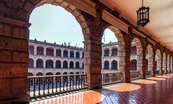 National Palace, Mexico City