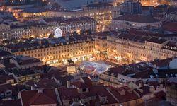 Square in Lisbon