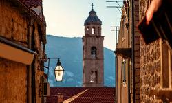 Street view in Croatia