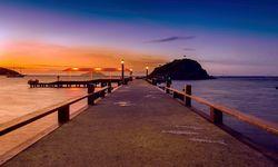 Sunset on Buzios Pier