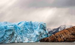 Glacier versus Rock