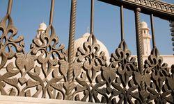 Iron Detail at the Salalah Grand Mosque