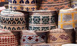 Hats in Bazaar