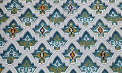 Muscat blue detail