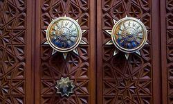Muscat door detail