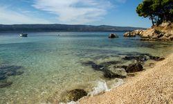 Dalamatian beaches