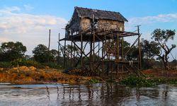 House on Stilts in Siem Reap