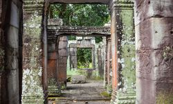 Doorways at Angkor