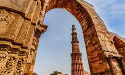 The Qutb Minar Tower