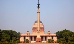 The Rashtrapati Bhavan
