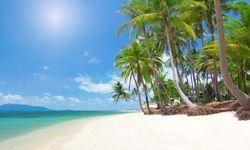 Pristine Beach on Koh Samui