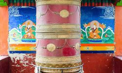 Detail in Ladakh