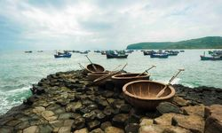 Traditional Coracles