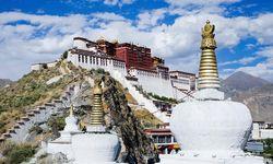 Hillside Temple, China