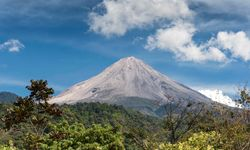 Colima Volcano, Jalisco