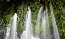 Waterfalls in El Salvador