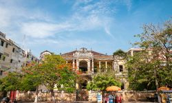 Colonial Architecture in Cambodia's Capital