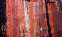 Rock Patterns of the Kata Jutas