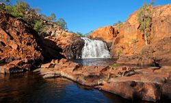 Waterfall in Kakadu National park