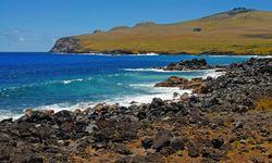 Rapa Nui Coastline
