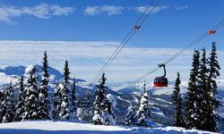 Whistler Ski Cable Car