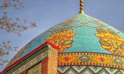 Yerevan mosque cupola