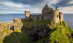Northern Ireland's Dunluce Castle