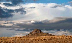 Cloudy Day Nazca Desert