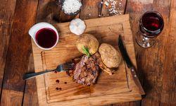 Chilean Steak and Wine
