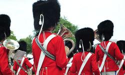 Guards in Copanhagen