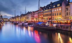 River at Night, Copenhagen