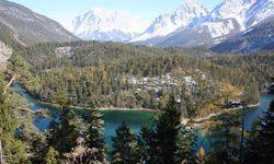 Fern Pass near Lech