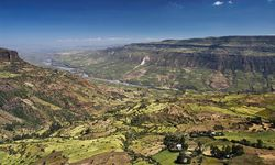 North Rift Valley in Ethiopia