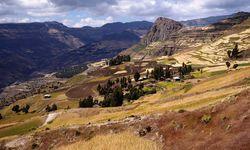 North Simien Highlands in Ethiopia