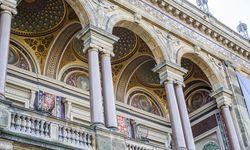 Royal theather facade Copenhagen