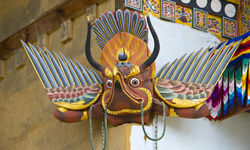Garuda Gangtey Monastery