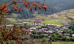 Landscape at Ura