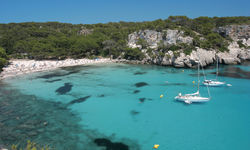 A Bay in Menorca