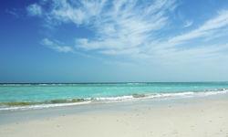 Beach in Abu Dhabi