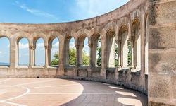Ruins in Costa Brava