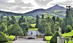 A view of the Great Sugar Loaf, Wicklow