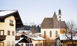 Kitzbuhel buildings