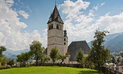 Kitzbuhel church