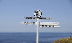 A view of Lands End
