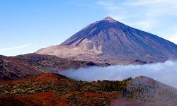 Tenereife Mount Teide