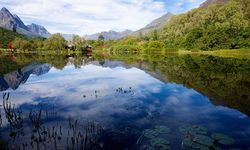South Africa lake